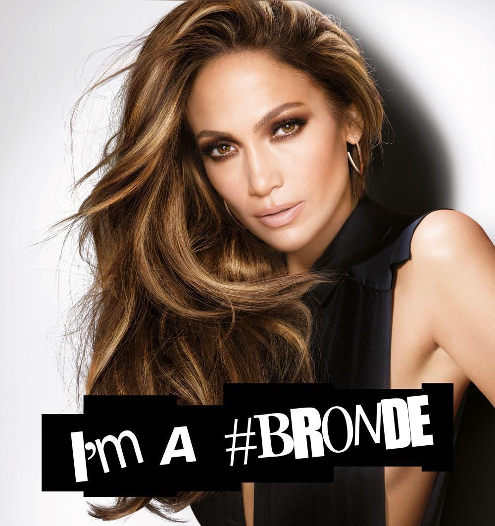 Jennifer Lopez for L'Oreal