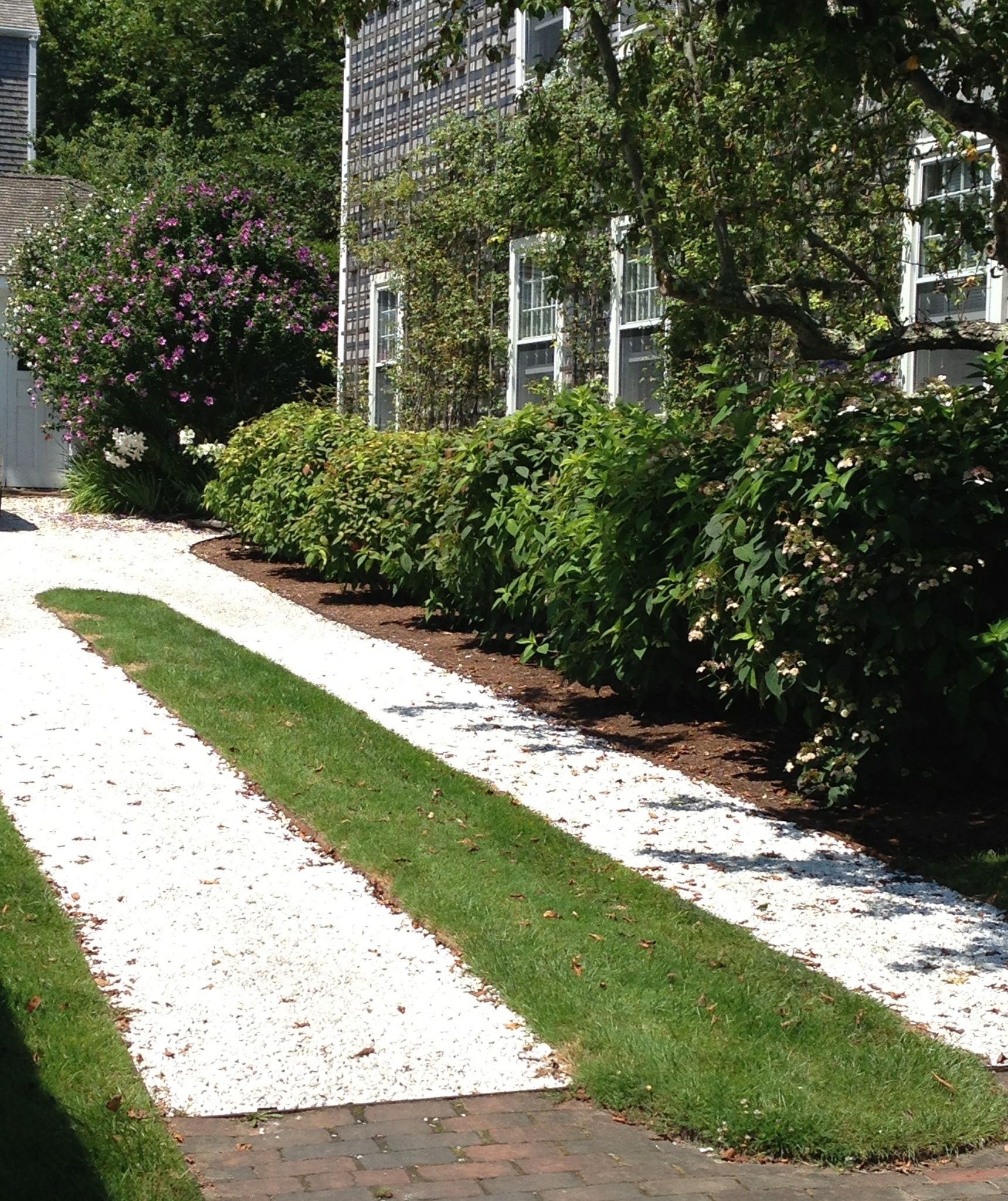 Crushed shell driveway cost 1500 trend home design for House shell cost