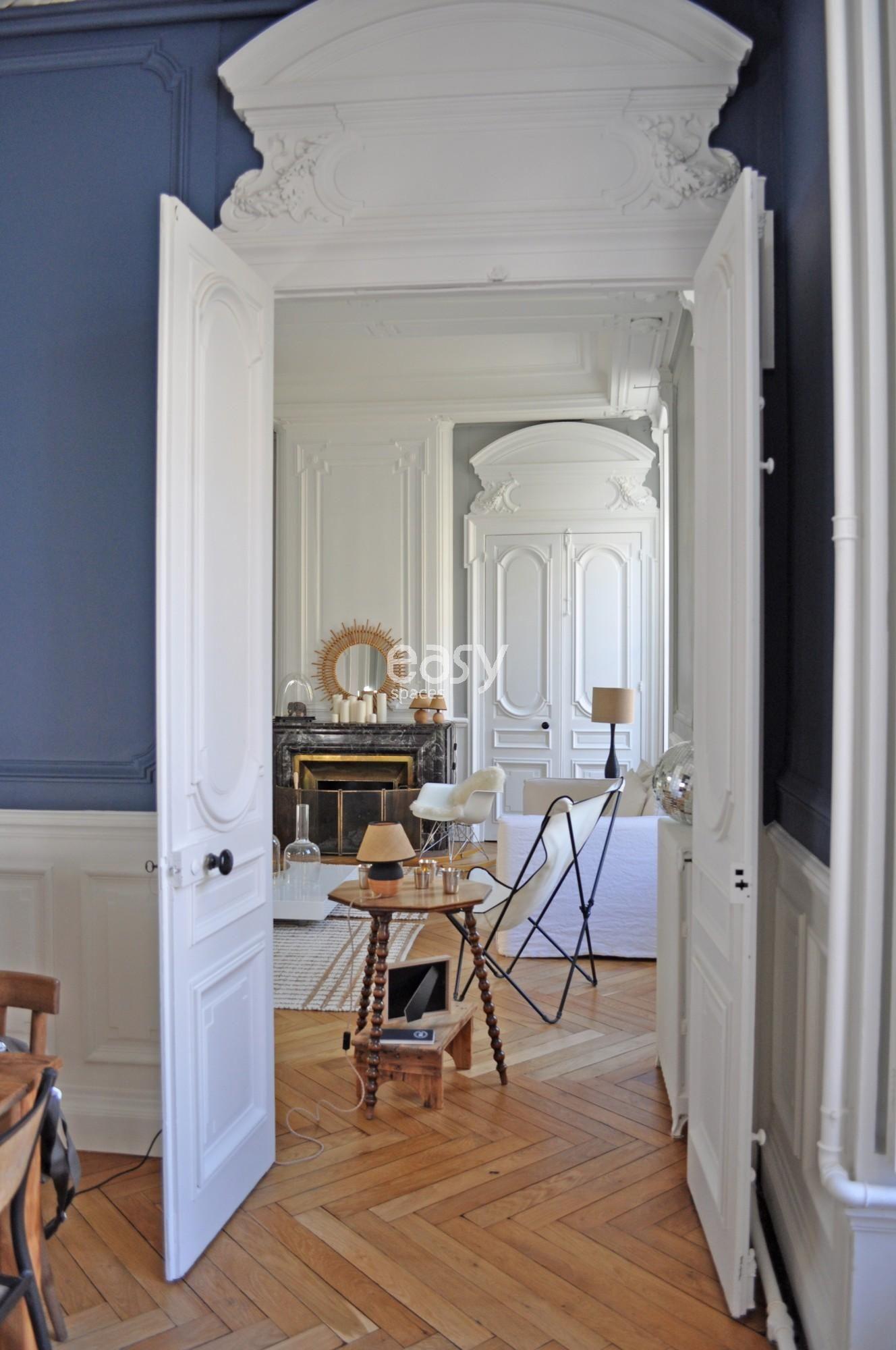 Achat Espace Atypique Lyon appartement haussmanien pour shooting tournage lyon lieux