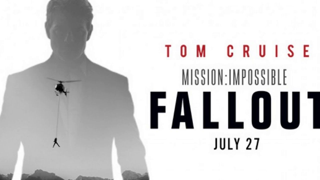 Watch Mission: Impossible - Fallout Full-Movie Streaming