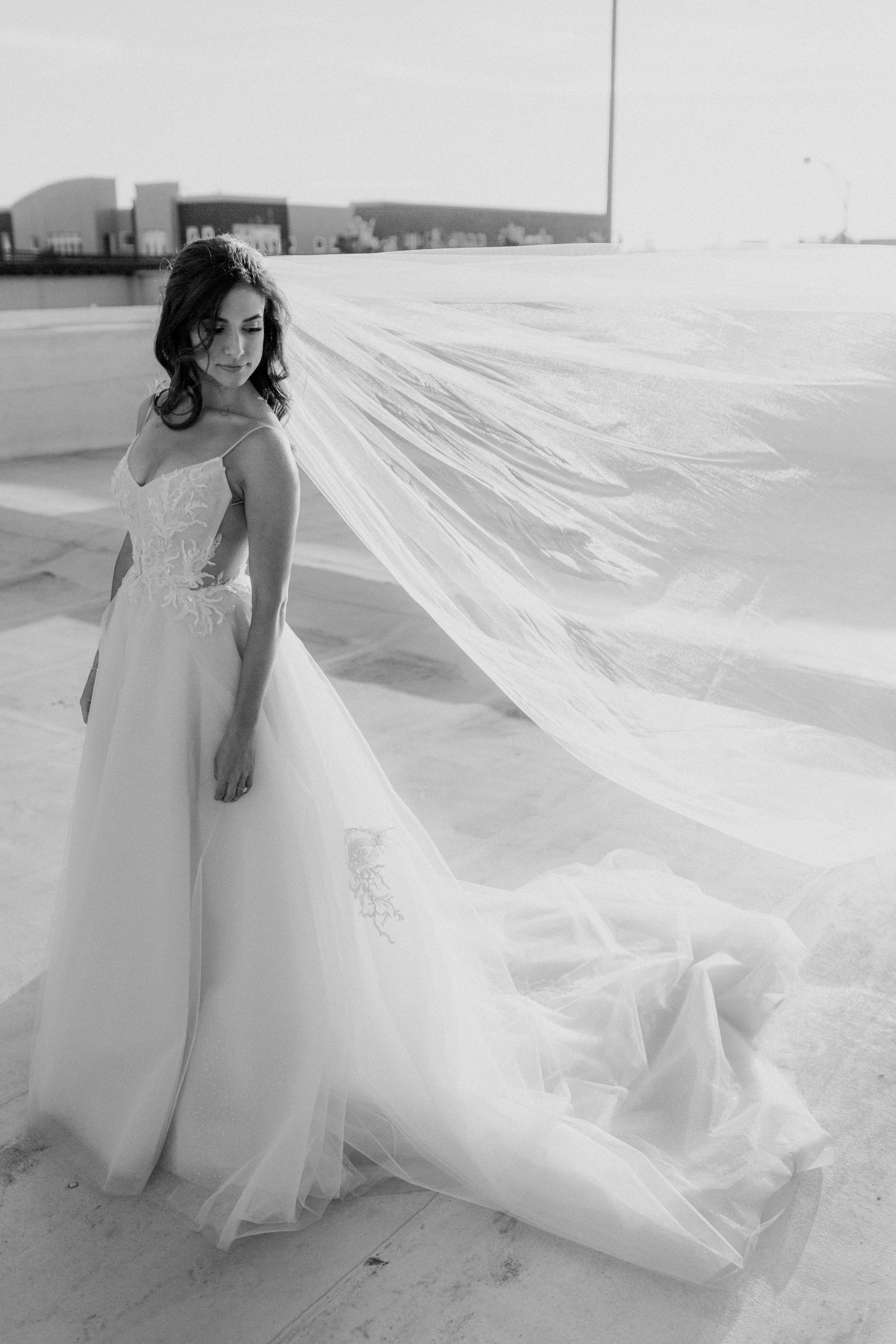 Our wedding ines di santo wedding dresses chicago wedding and