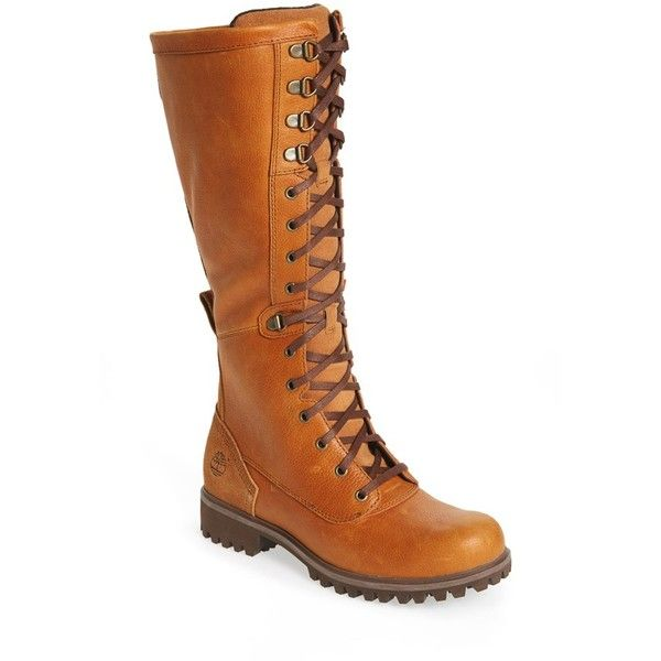 Designer Clothes, Shoes & Bags for Women | SSENSE. Leather Timberland  BootsTimberland ShoeSuede BootsTall BootsBike ShoesLaced ...