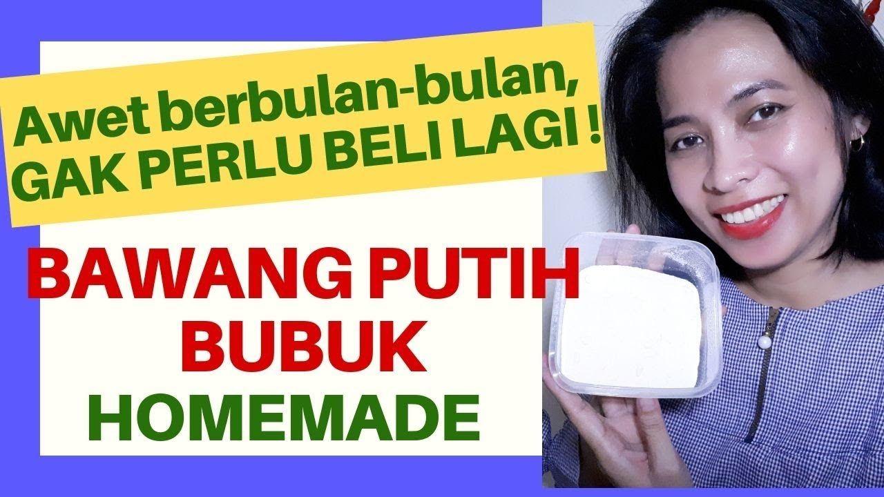 Cara Membuat Bawang Putih Bubuk Sendiri Youtube Resep Masakan Indonesia Bawang Putih Bawang