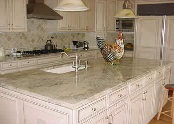 White Kitchen Light Granite pictures of warm white cabinets with lighter granite - kitchens