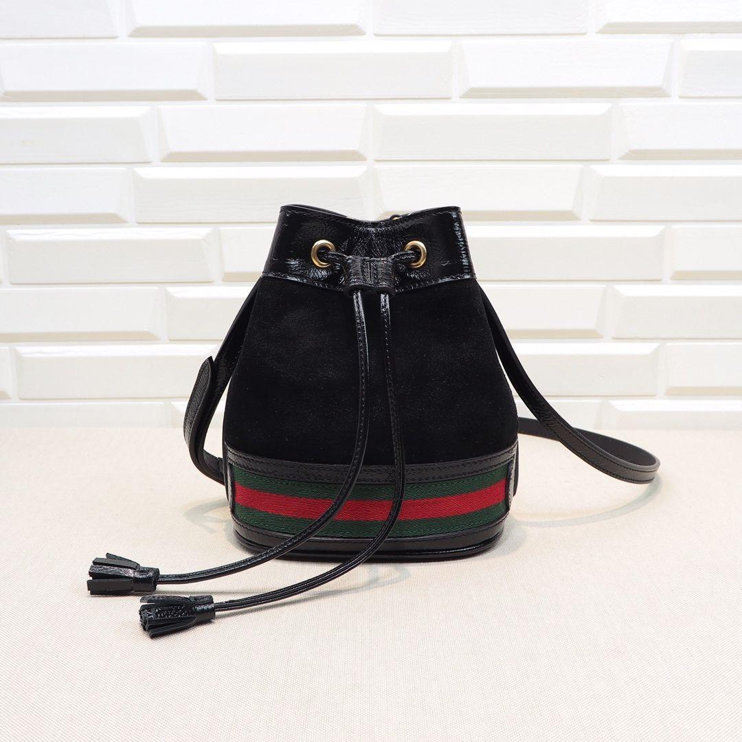 new product 7c127 48e24 グッチ 巾着型-ブラック gucci ショルダーバッグ 新作 スーパー ...