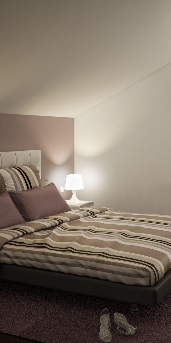 Pretty in Beige #Schlafzimmer # Fertighaus #BienZenker #Haus