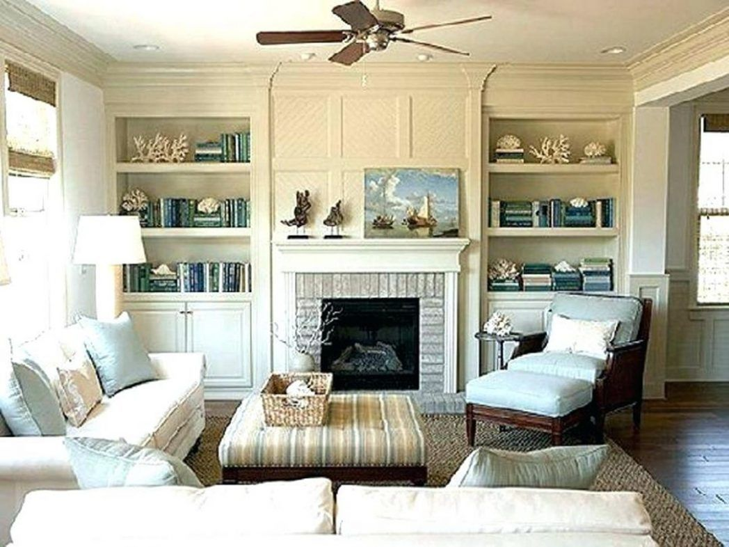 Your Fireplace Different Than Others With Bookshelves Bookcase Decorating Ideas For High Shelf Fireplace Built Ins Family Room Walls Built In Around Fireplace