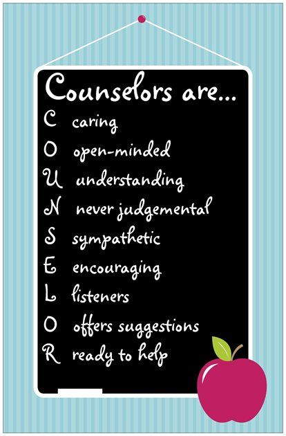 Counselors Are Sometimes Seen As People Who Never Make Mistakes And Can Just Magically Fix P School Counseling Office School Counselor School Counselor Office