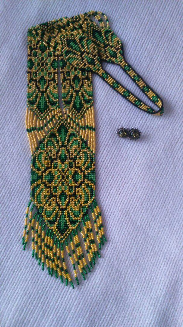 Герданы . Копилка схем | gerdan-folk ethnic necklace | Pinterest ...
