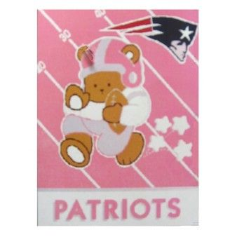new products 19e5c 0eb36 Official New England Patriots ProShop - Pats Baby Blanket ...