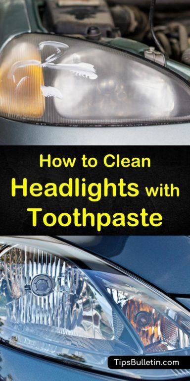 5 Hands-On Ways to Clean Headlights with Toothpaste