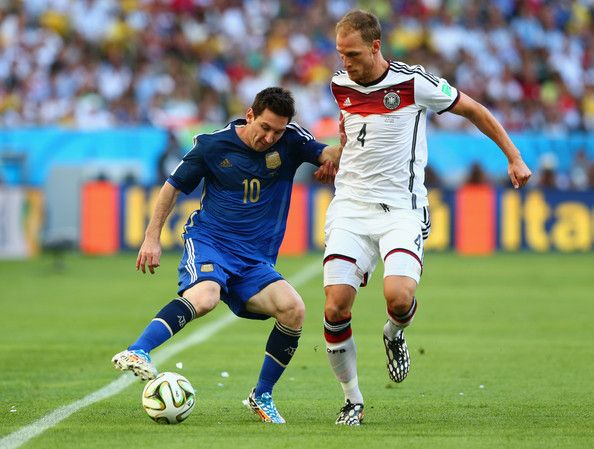 Benedikt Hoewedes Photos Photos Germany V Argentina Germany Vs Argentina Germany Vs World Cup