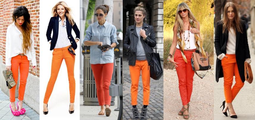 El Look Del Dia Como Combinar Ropa Aprender A Combinar Ropa Jeans De Colores