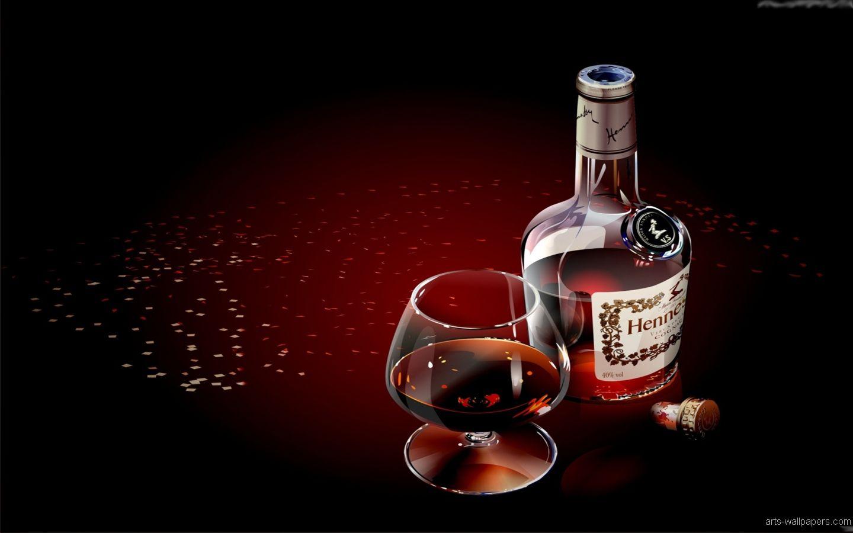 Hennessey Wine Wallpaper Wine Bottle Red Wine Bottle