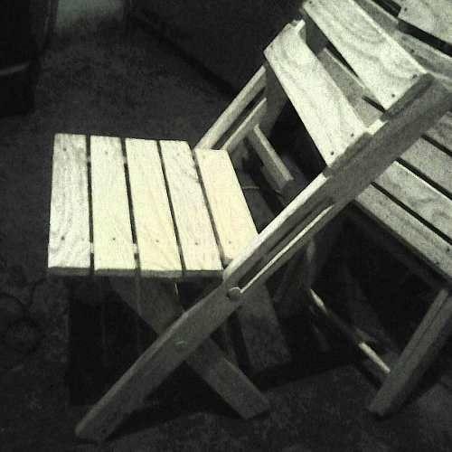 Muebles rusticos artesanales sillas bancas plegables - Muebles artesanales de madera ...