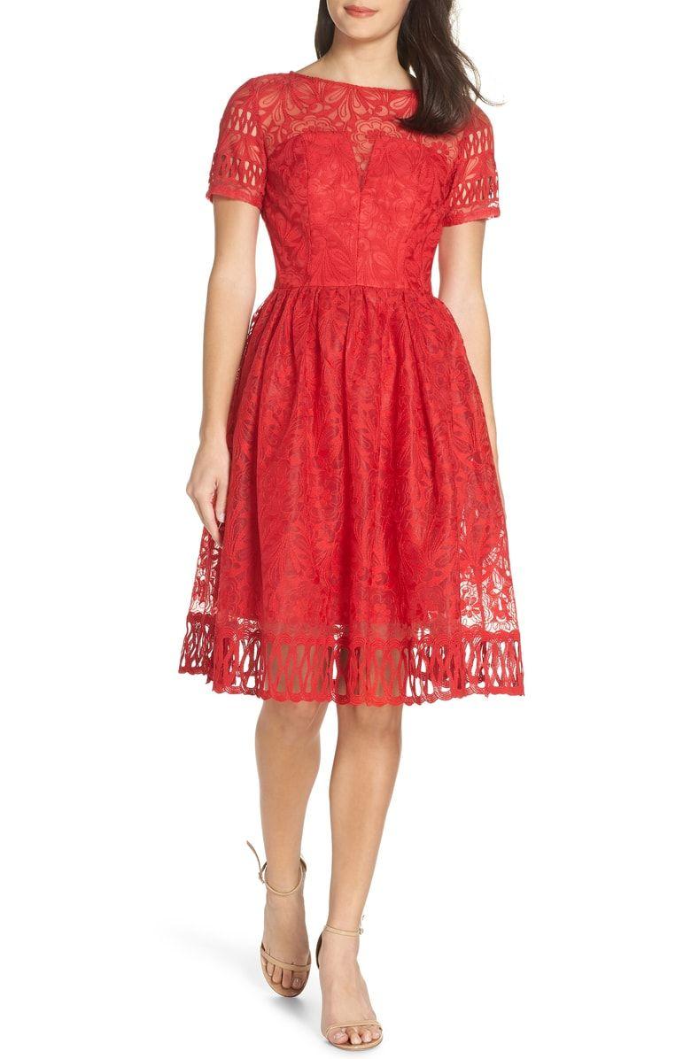 chi chi london crochet party dress  nordstrom  vestidos