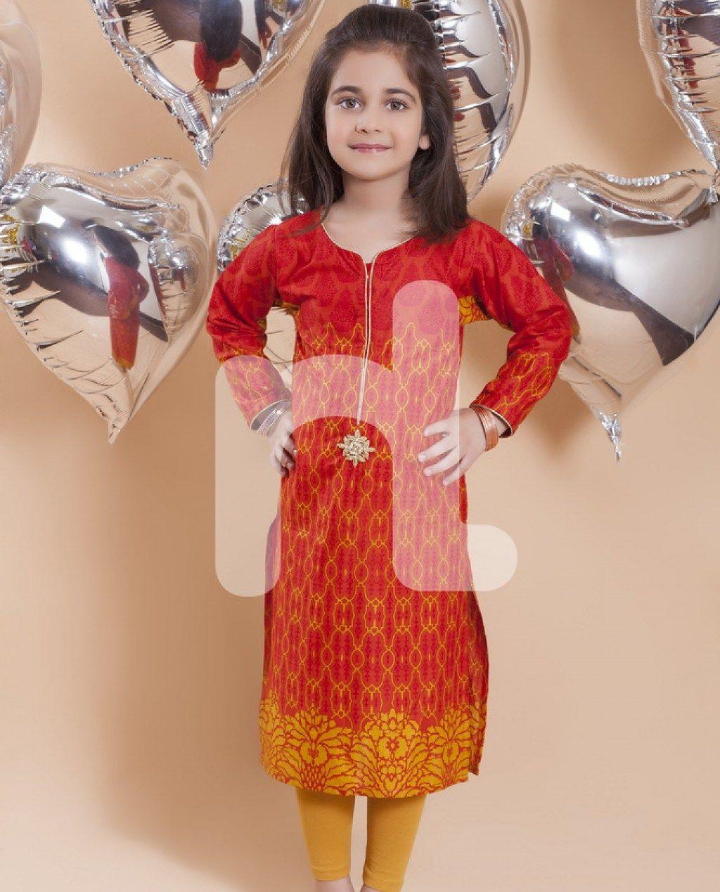 Eid kids kurta shalwar kameez designs 2013 2014 - New Naqsh By Nishat Linen Kids Eid Ul Fiter Wear Collection 2015 Kids Frock Kids Lehnga Kids Shalwar Kameez New Design