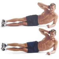 When's the last time you worked out your obliques?