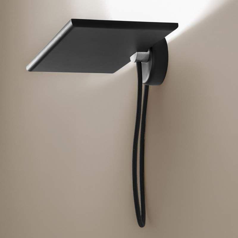 Zwarte Led Wandlamp Giuup 40 W Wandlamp Muurverlichting Led