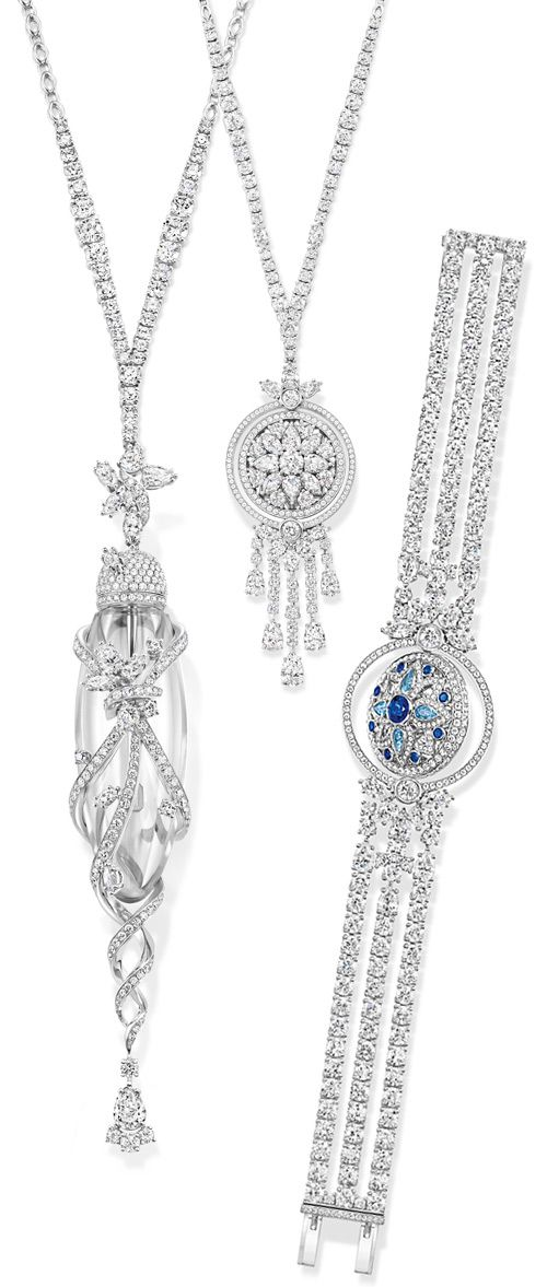 Harry Winston Unveiled New Collection