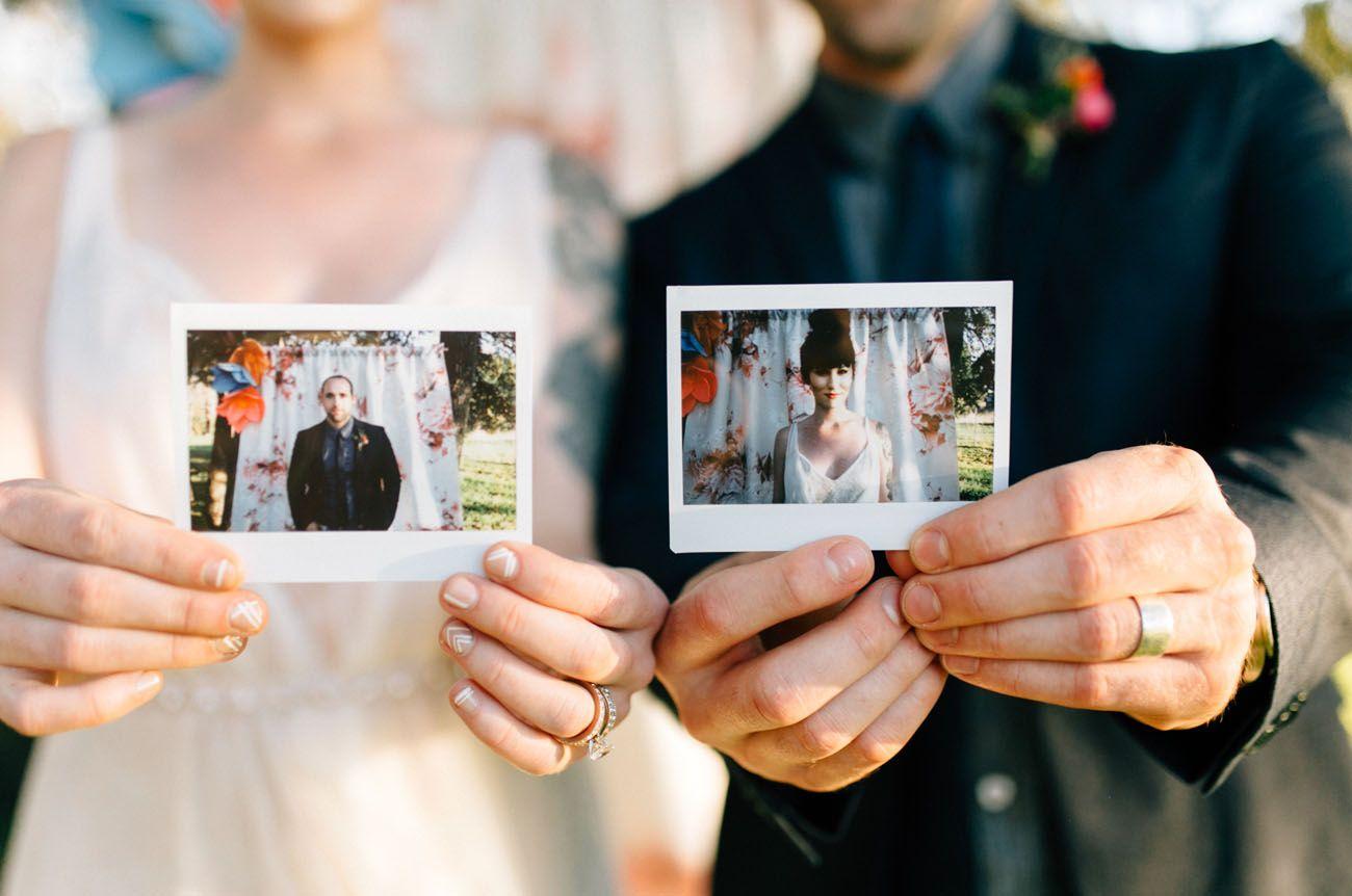 Garden Party Wedding Inspiration