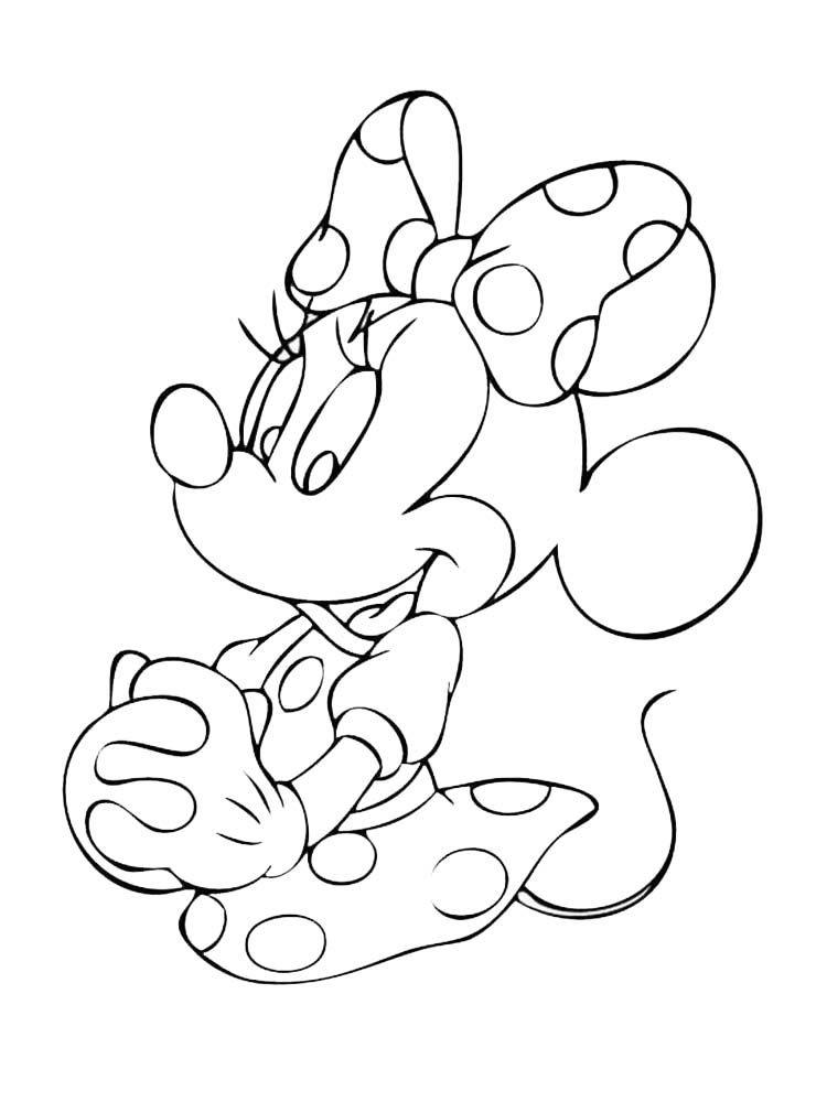 Mouse Cookie Coloring Page Mouse Are Animals That Have Characteristics On The Frame Of Coloring Pages Minnie Mouse Coloring Pages Mickey Mouse Coloring Pages