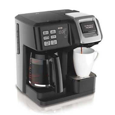 Hamilton Beach Flexbrew 2 Way Coffee Maker Wish List Coffee