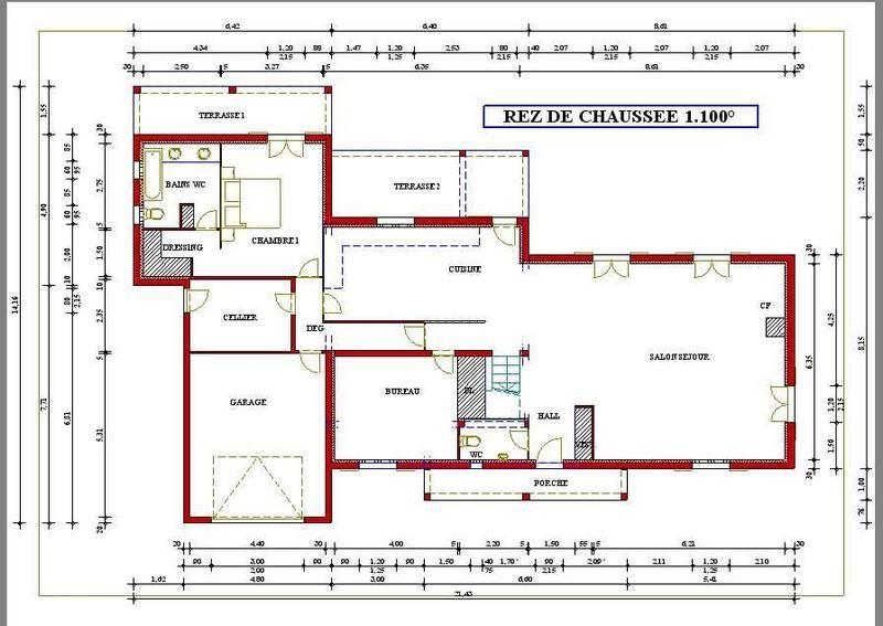 Plans Maisons Individuelles Gratuits Idees Etonnantes