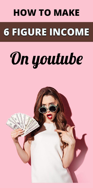 Pin On Make Money On Youtube