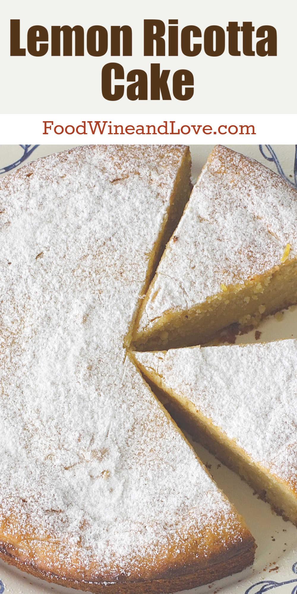 mediterranean diet recipes lemon cake
