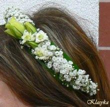 Polecam Wianki Komunijne Z Zywych Kwiatow Crown Crown Jewelry