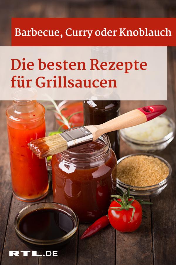 Rezepte für Barbecue-, Curry- und Knoblauchsauce #marinadesauce