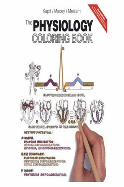 1999) The Physiology Coloring Book (2nd Edition) by Wynn ...