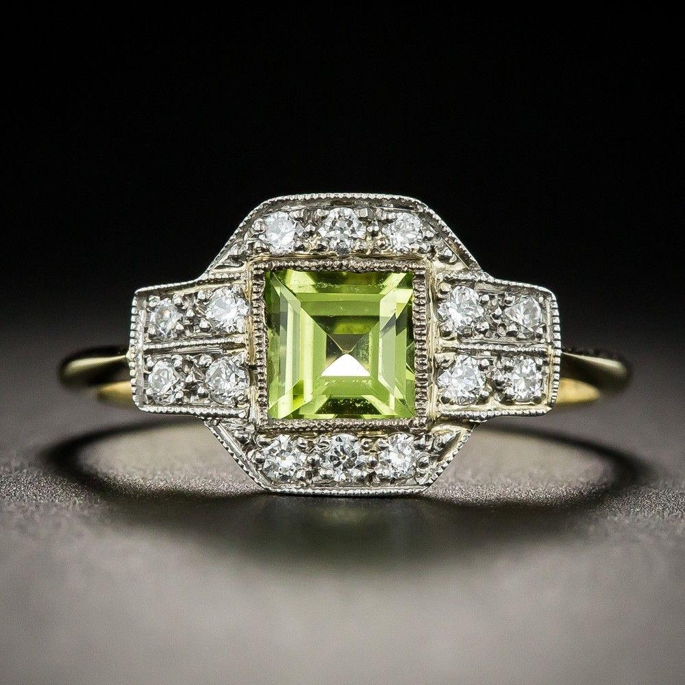 39++ Peridot stone wedding ring ideas in 2021