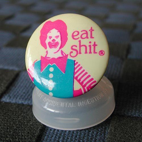 Button Pin Shiiiiit