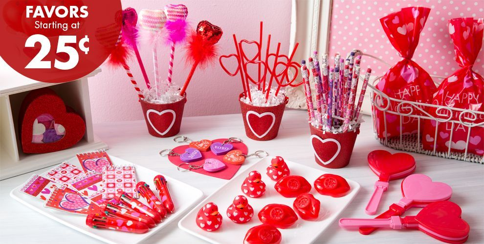Party City Valentines. red heart balloon forest idea. heart ...