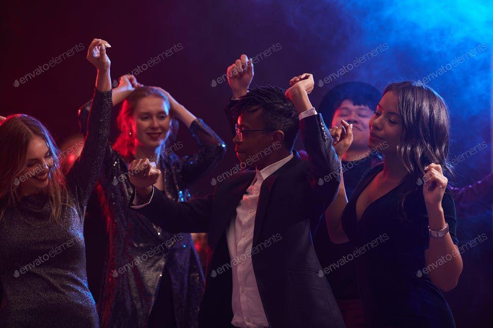 People Dancing in Nightclub By seventyfourimages鈥檚 photos #Ad , #affiliate, #People, #Dancing, #Nightclub