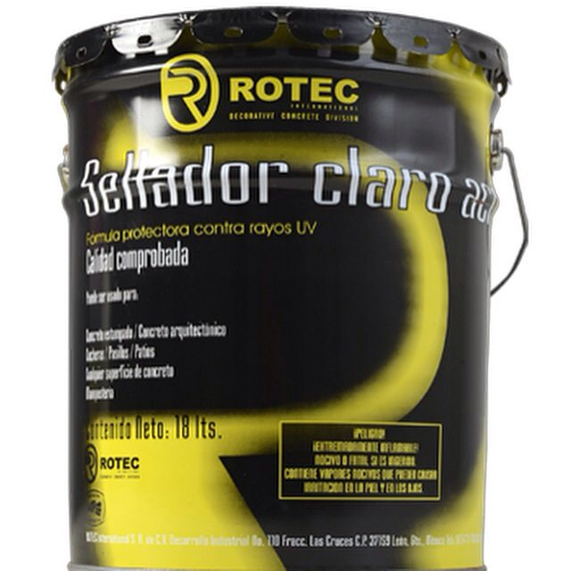Need a sealer for concrete/masonry surfaces? Learn more about Rotec's Concrete Sealer here: http://ow.ly/UfdYj