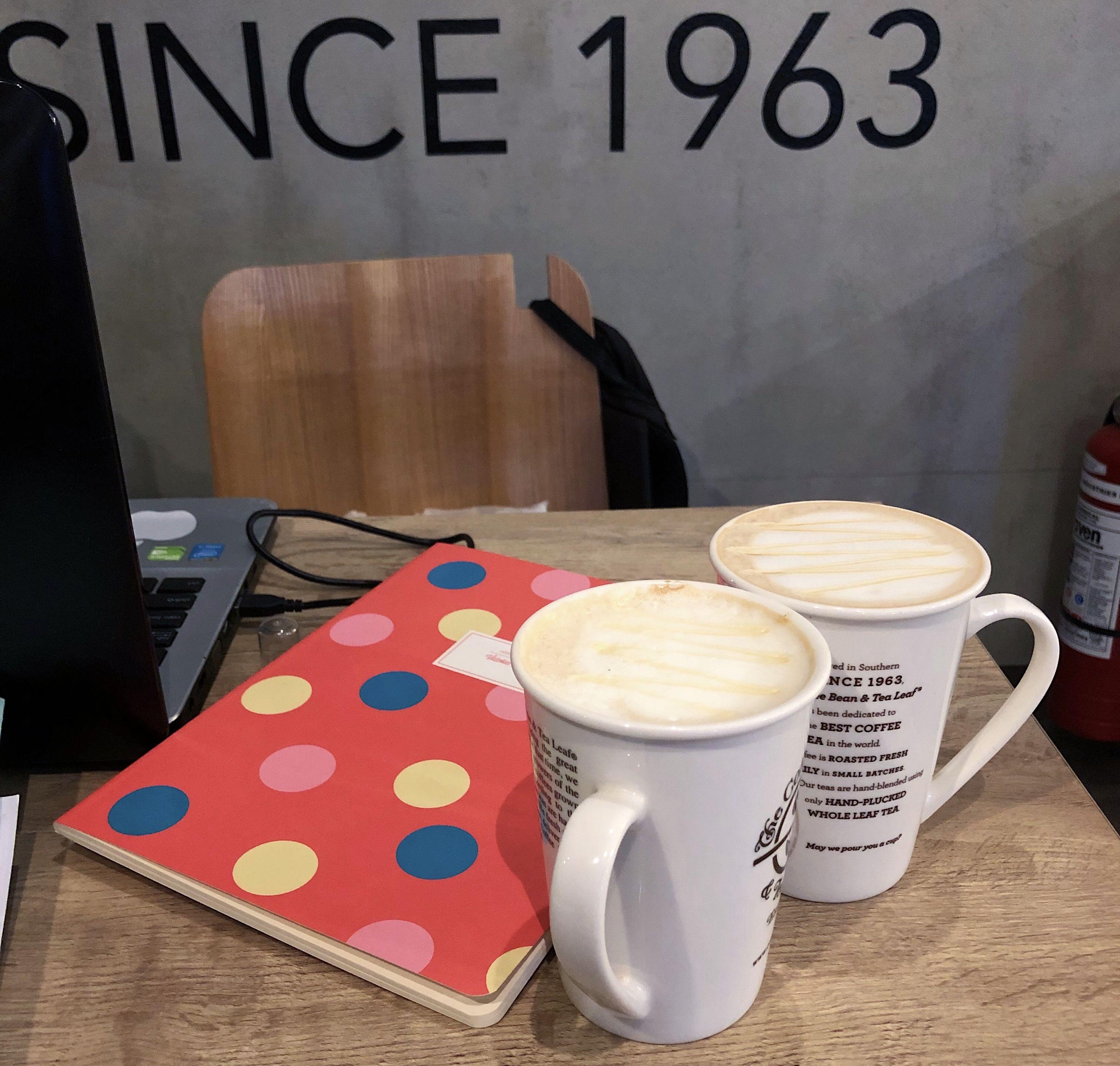 cbtl caramelmacchiato coffee coffeebeanandtealeaf