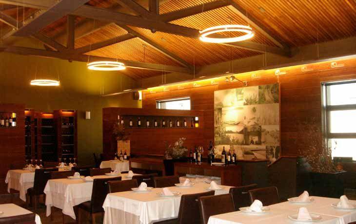 Restaurante EL QUEBRACHO (interior PA)