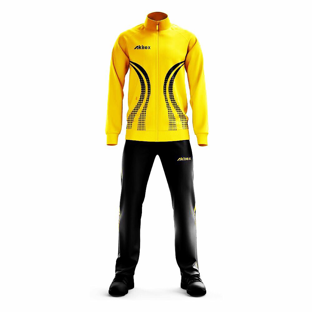 145338e65 Custom full sublimation tracksuit with your own design and logo for sports  training
