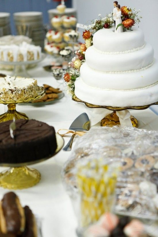 11 Ideas For Self Catering Your Dessert Reception Weddings