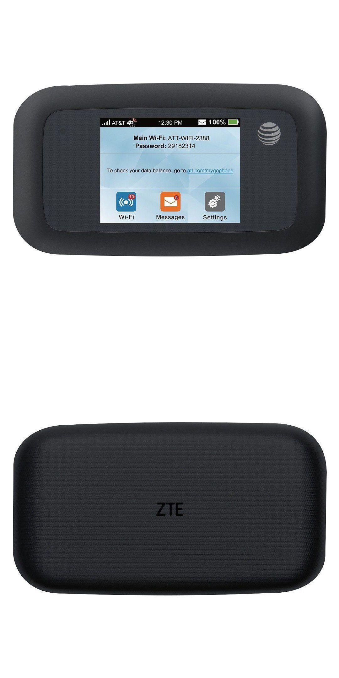 Mobile Broadband Devices 175710: Atandt Zte Velocity 4G Lte