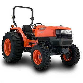 Kubota L4400 Specifications Tractors Kubota Repair Manuals