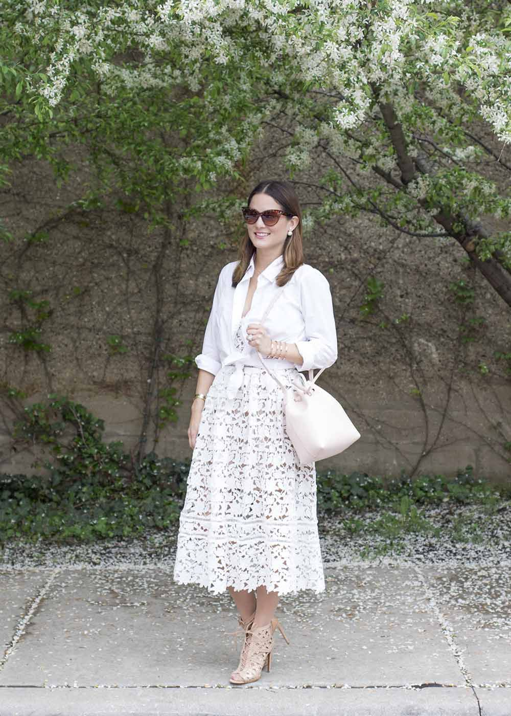 Self Portrait Azaelea Lace Dress