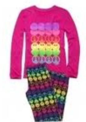 Nice warm pjs and cool looking