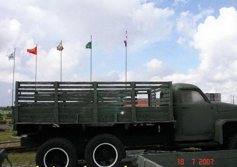 Studebaker Us6 Vol2 Walkaround Armored Vehicles Vehicles Trucks