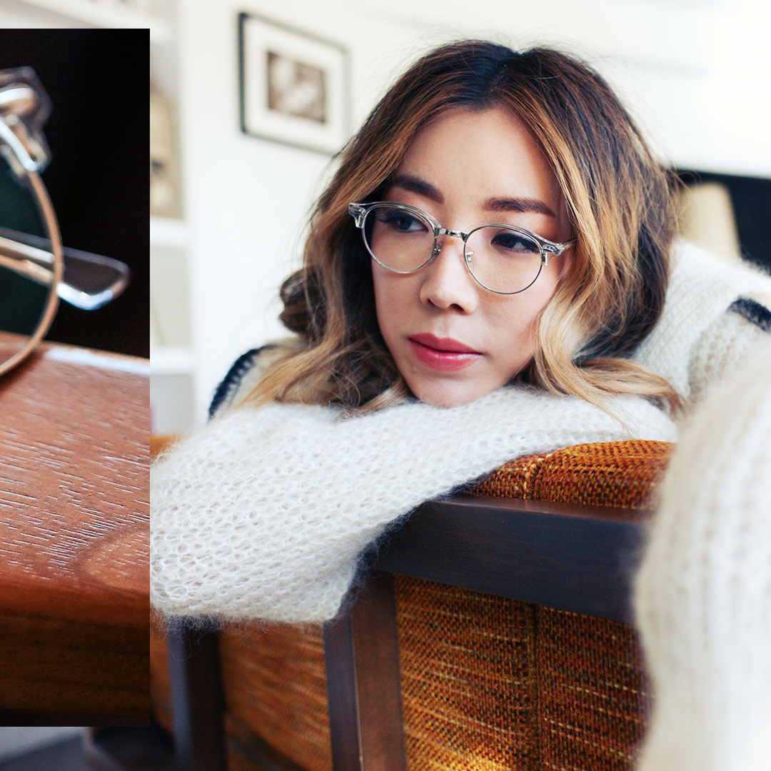 57d81ffb8e An iconic upgrade    Experience a whole new angle on the beloved Clubround     Check them out on  TOKiMONSTA 📷 by  HYPEBEAST    👓 RB4246V 2001