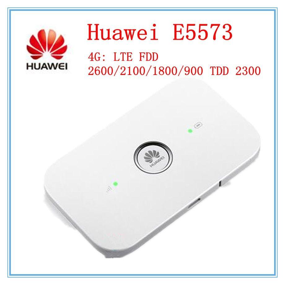 Original Unlocked Huawei E5573 E5573Cs-609 LTE FDD 150Mbps 4G Pocket
