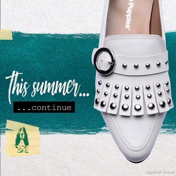 Hush Puppies lanzo su catalogo de calzados primavera verano 2019. Una  propuesta comodo para todo 1713971c45d2b